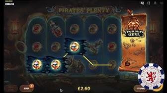 Pirates Plenty | Bronze casino s herní novinkou