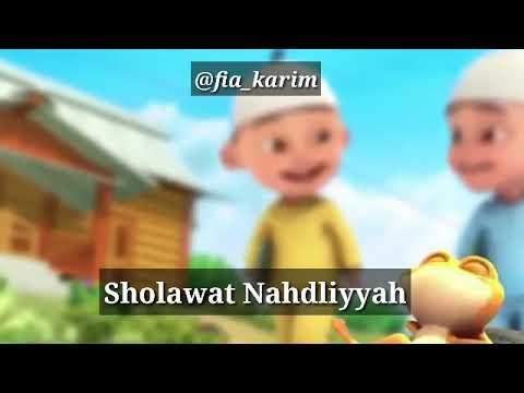 Sholawat Nahdliyyah By Upin Ipin Untuk Anak Anak