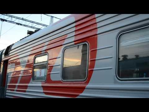 Поезд 382 Грозный Москва