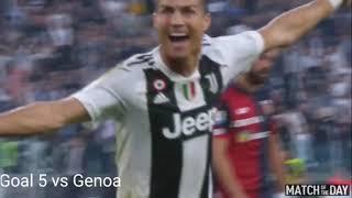 serie a ronaldo goals