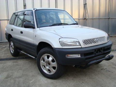 Toyota Rav4 1996 Youtube