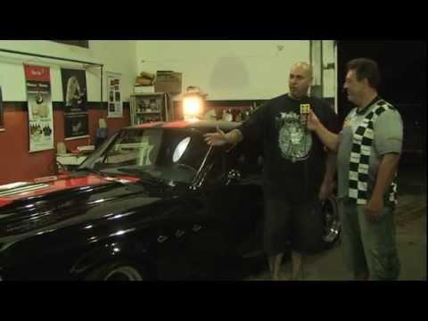 Programa Hot Garage - Fabio Haben Mustang 67  e Marcelinho sobre cabos Nika