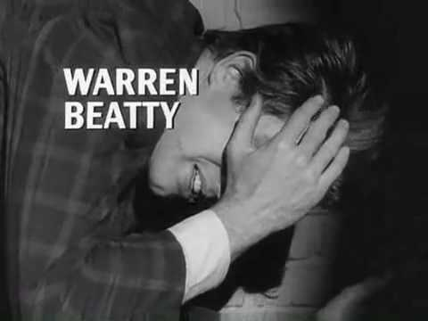 MICKEY ONE (1965) theatrical trailer Warren Beatty
