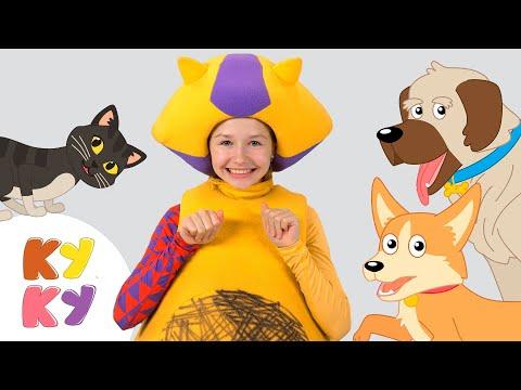 ХВОСТ Кукутики Мультик песенка про домашних животных Новинка