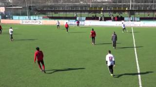 27.03.16 - Сан Сити vs Сахара (Первый тайм) - 2:6