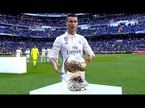 Cristiano Ronaldo vs Granada HD 1080i Home (07/01/2017)