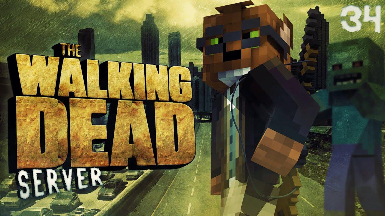 The walking dead 34 crafting dead minecraft server gun for Minecraft crafting dead servers
