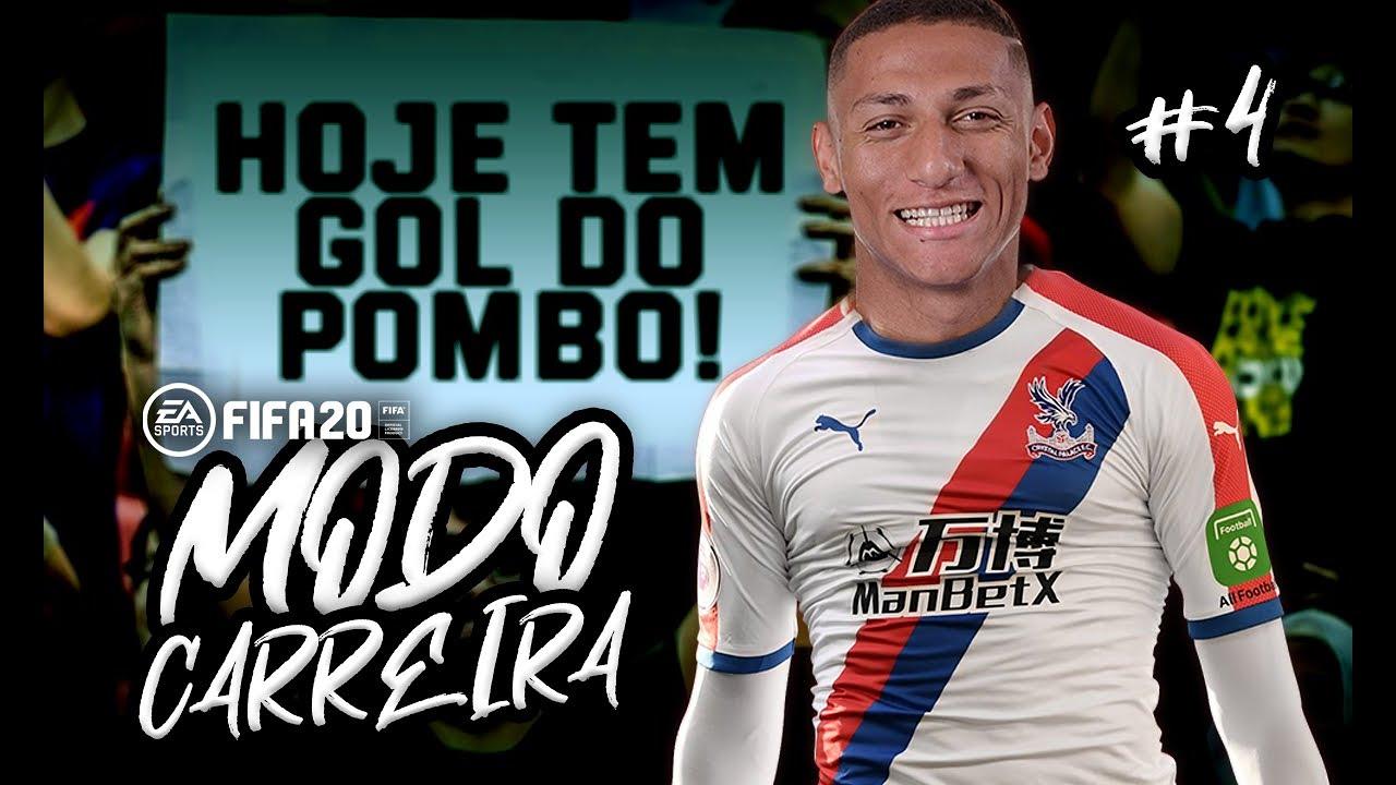 POMBO SALVADOR! - MODO CARREIRA FIFA 20