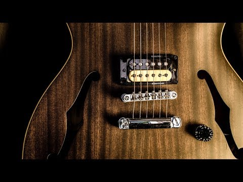 Dreamy Atmospheric Groove Guitar Backing Track Jam in D Minor