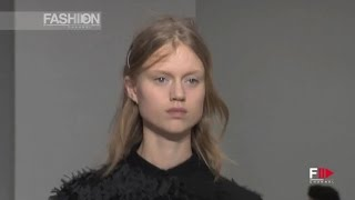 MARCO DE VINCENZO Spring Summer 2016 Full Show Milan by Fashion Channel