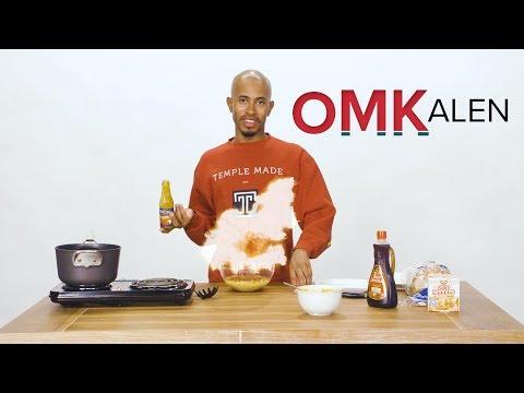 'OMKalen': Kalen Reacts and Recreates Struggle Meal Recipes