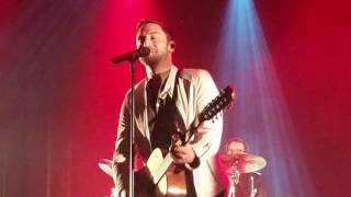 Mans Zelmerlow - Fire in the rain Lille 23 / 04 / 2017