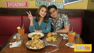 Interview with the Hungry: Mccoy de Leon and Elisse Joson | ClickTheCity