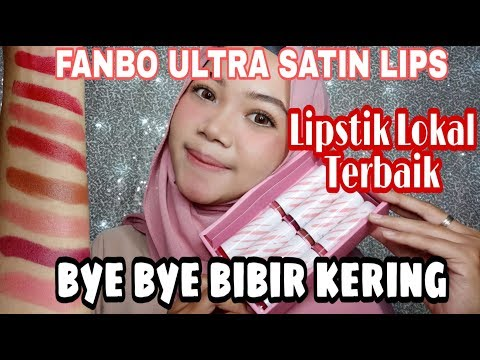 review-+-swatchese-8-warna-fanbo-ultra-satin-lipstik