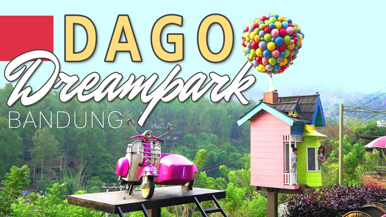Dago Dream Park Bandung, Nature Theme Park