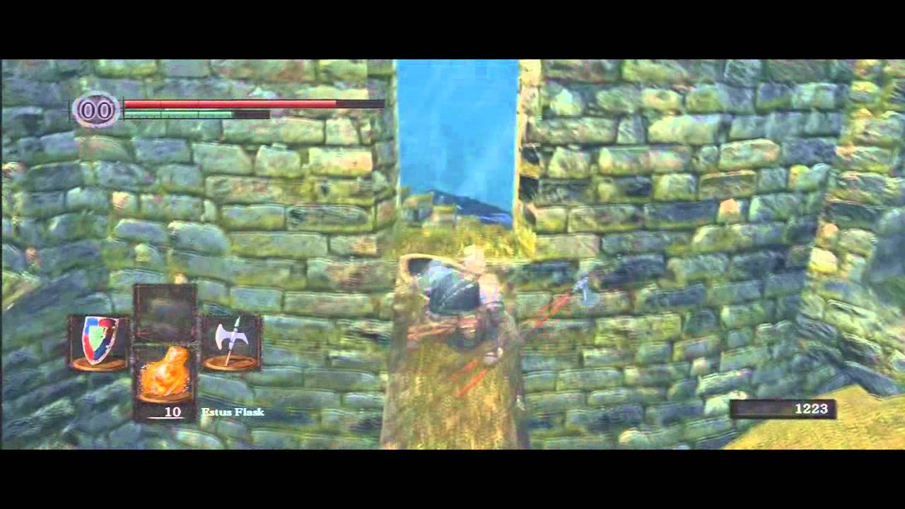 Dark Souls: Secret Location/Easter Egg: Travel back to the Undead Asylum
