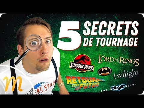 5 SECRETS DE TOURNAGES WTF ! #2
