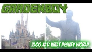 Gardenboy Walt Disney World Vlog - Revisiting the Magic Kingdom