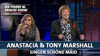 Tony Marshall & Anastacia – Schöne Maid
