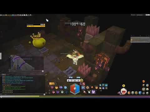 Maplestory 2: Berserker PvE #5 - Dark Descent Floor 13 (1.49m points)