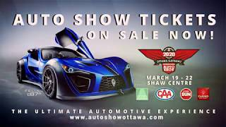 Ottawa Gatineau International Auto Show - 2020