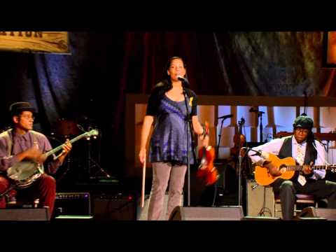 "2012 OFFICIAL Americana Awards - Carolina Chocolate Drops ""Country Girl"""
