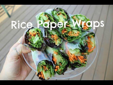 veggie-filled-rice-paper-wraps-|-easy-vegan-meal-idea