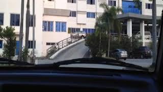 Daihatsu charade g100 Fast Forward test drive