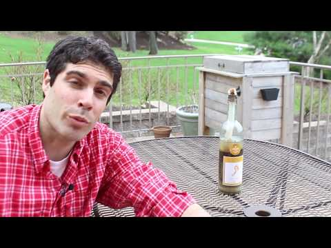 How to Build a DIY Wine Bottle Tiki Torch -- by Home Repair Tutor