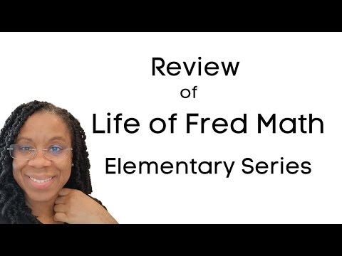 Life of Fred Math Review ( Elementary Series ) | Freebie