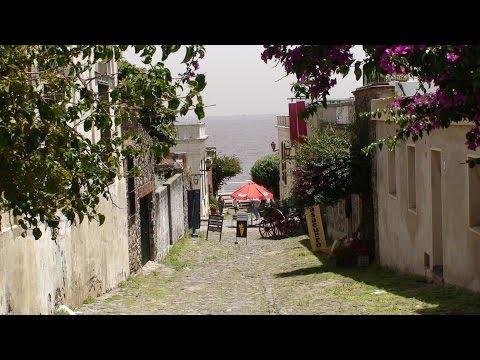 Colonia Del Sacramento and Montevideo in Uruguay