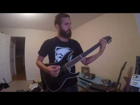 August Burns Red - Invisible Enemy Guitar Cover