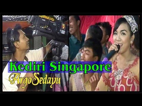 Campursari Dangdut Kediri Singapore, HR Entertainment Slogoimo