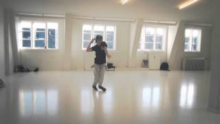 Upgrade U - Beyonce | Choreography | Nicky Andersen