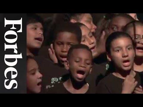PS 22 Chorus Performs