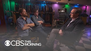 The Black Keys' Dan Auerbach and Patrick Carney open up about their time apart