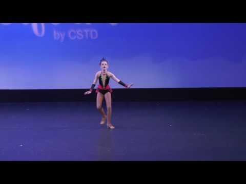 Tahlia Lord U12 Open Tap CSTD Perth