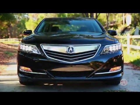 2016 Acura RLX | 5 Reasons to Buy | Autotrader