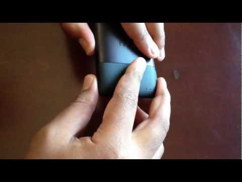 HTC EVO Design 4G Hands-On