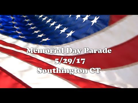 Memorial Day Parade Southington 2017