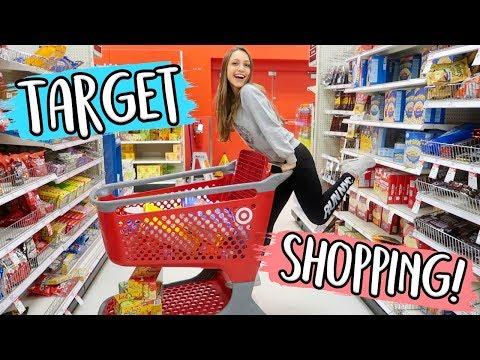 Late Night Target Shopping!! Sydney Serena Vlogs
