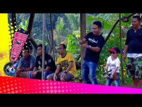 Daus Mini Lawan Yadi Sembako di Kolam Pancing - Cumicam 23 Juli 2015