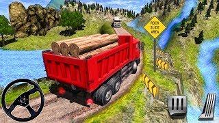 Truck Driver Cargo 3D Simulator - Android Gameplay screenshot 1