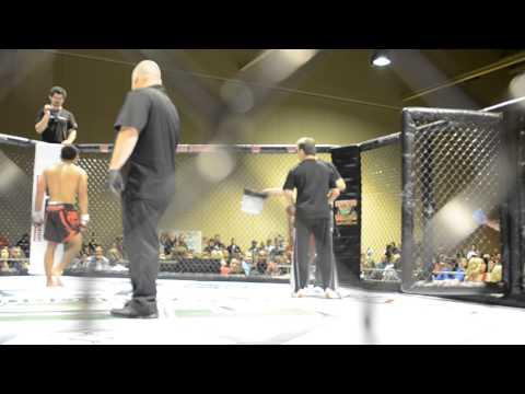 SCC 6 - 125 lbs.: Nico Daily vs. Daniel Turner