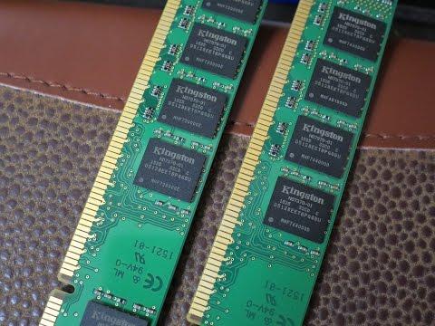 Оперативная память кит на 16 Гб Kingston KVR13N9K2/16