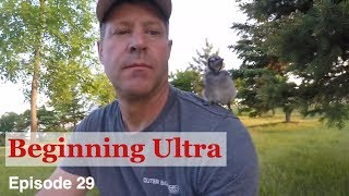 Ultra running and trail running vlog: Connections