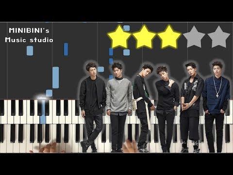 iKON (아이콘) – FREEDOM (바람) 《MINIBINI EASY PIANO ♪》 ★★★☆☆
