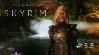 The Elder Scrolls V: Skyrim Gameplay (Modded) - Succubus Breton - Part 33