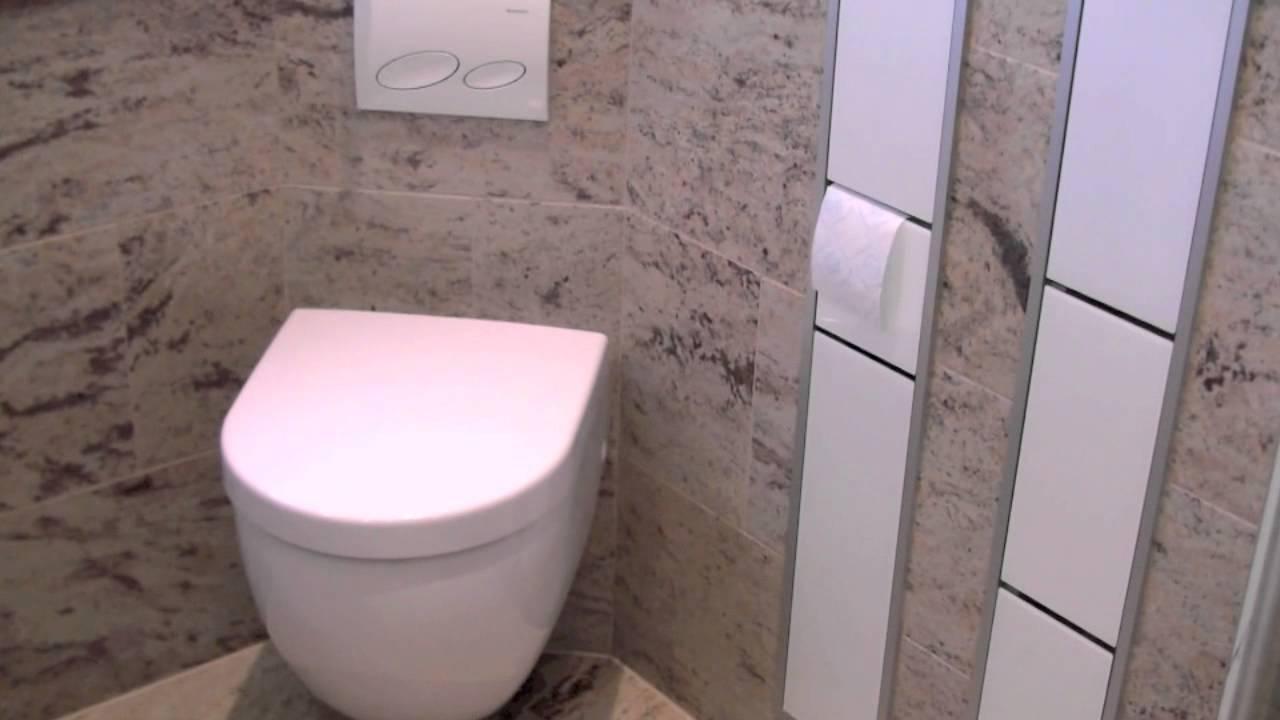 Natürlich-Schön - Das Badezimmer aus Granit - YouTube