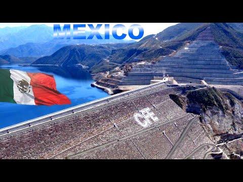 México: Central Hidroeléctrica La Yesca, La Segunda Más Grande del Mundo